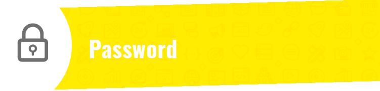 Password WordPress