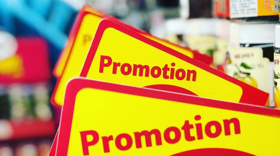 promozione eCommerce