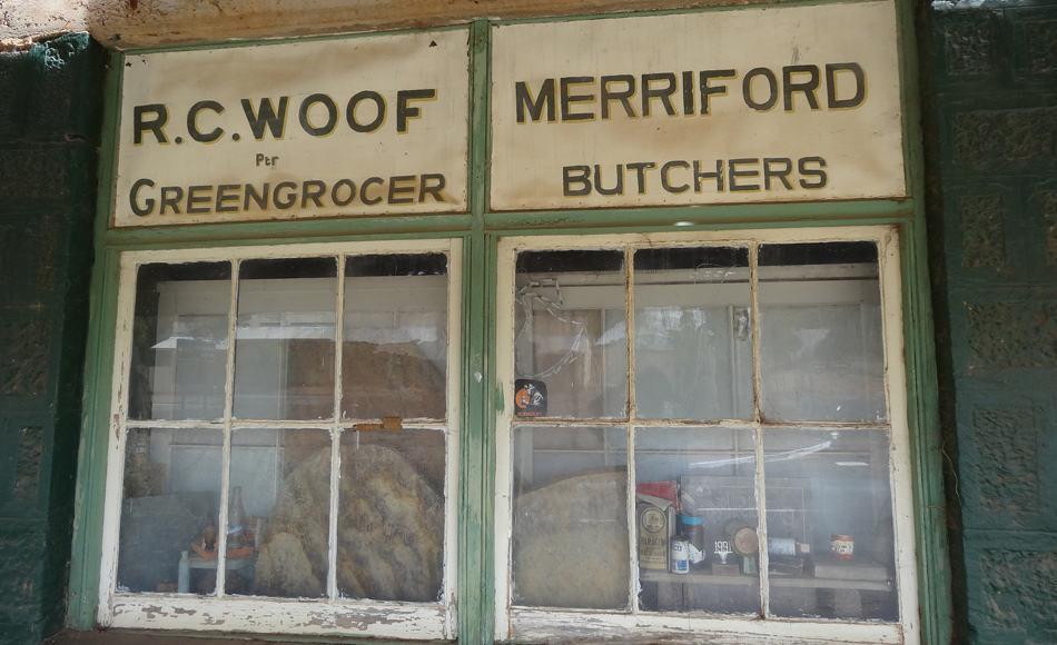 vecchio negozio