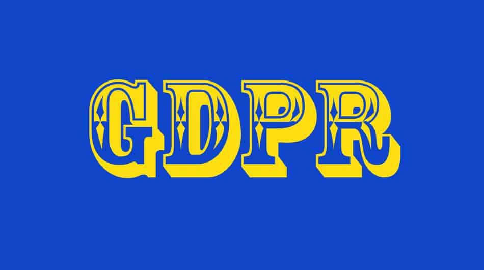 obblighi siti web GDPR