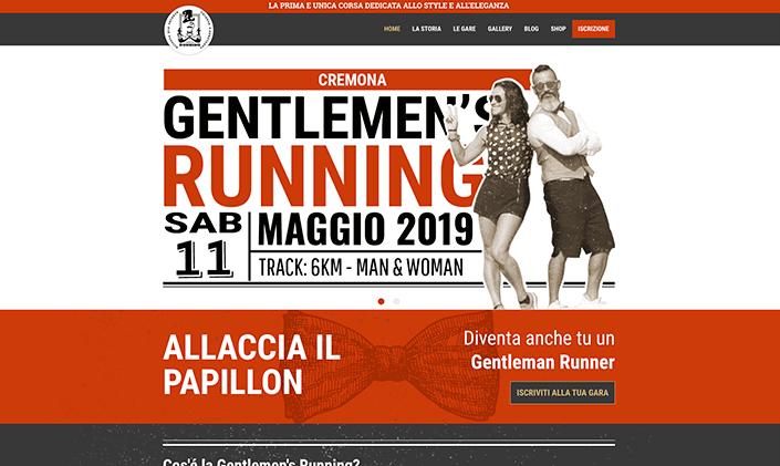 gentlemens running